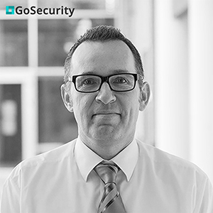 """<span style=""""color: #ffffff;"""">Claus Skaaning </span> <h6><span style=""""color: #ffffff;"""">Founder & CEO at GoSecurity / Founder & CEO at VentureFusion</span></h6>"""