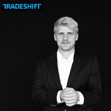"<span style=""color: #ffffff;"">Mads Stolberg-Larsen</span> <h6><span style=""color: #ffffff;"">Blockchain specialist at Tradeshift, Cand.polit.</span></h6>"