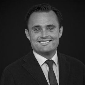 "<span style=""color: #ffffff;"">Jeppe R. Stokholm</span> <h6><span style=""color: #ffffff;"">Lawyer and Venture Capitalist, Partner at AmaZix, Head of Legal & Corporate Finance</span></h6>"