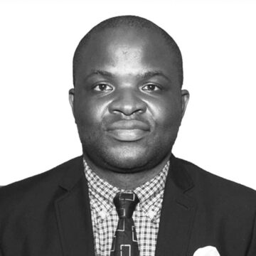 """<span style=""""color: #ffffff;"""">Boulevard A. Aladetoyinbo, Esq.</span> <h6><span style=""""color: #ffffff;"""">Securities lawyer, Strategy consultant, Researcher,</span></h6>"""